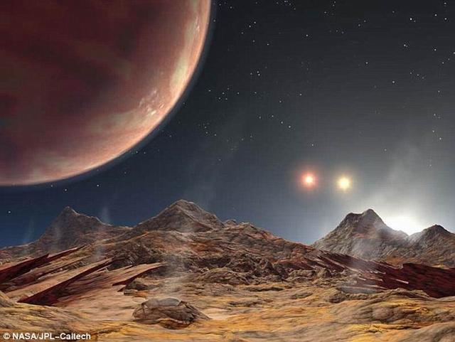 """天文学家又发现一颗罕见""""三体""""行星 和地球不同"""