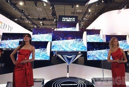 OLED电视机迟迟不能上市 或与技术本身有关