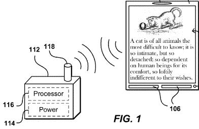 贝索斯的疯狂构想:不需处理器和电源的移动设备