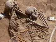 科学家发现距今约一万年的种族冲突遗骸