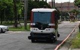 台北测试无人驾驶巴士