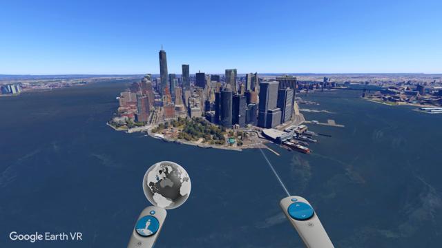 随便输入一个景点,立刻就能去游览,这事只有谷歌VR能干出来