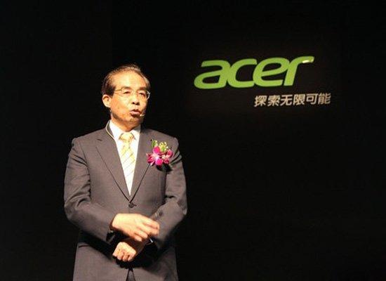 """宏碁林显郎:希望微软知道""""硬件饭""""不好吃"""