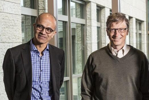 微软CEO纳德拉:盖茨提出的公司使命令我困扰
