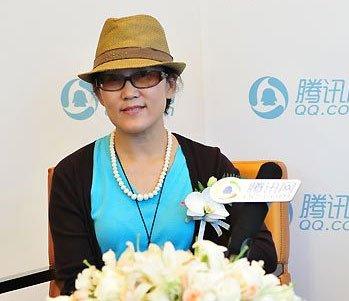 著名诗人赵丽华:喜欢微博平等交流的状态