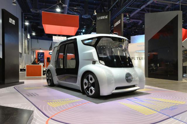 驭势科技CES发布无人机驾驶电动车 今年商业化试运营