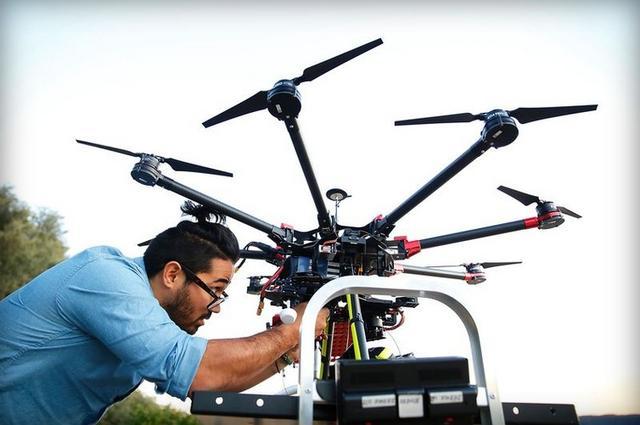 CNN要研发新闻报道专用无人机