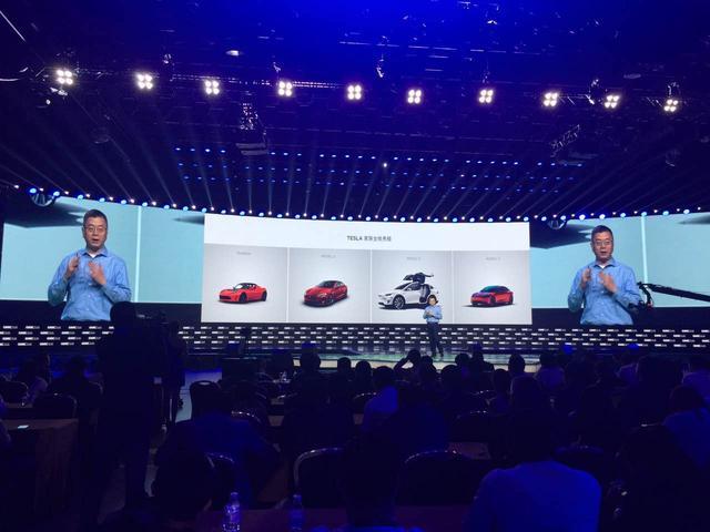 特斯拉全球副总裁:中国订单交付创新高 成全球增长最快市场
