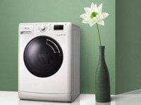 斜式滚筒洗衣机盘点 从此站着洗衣服