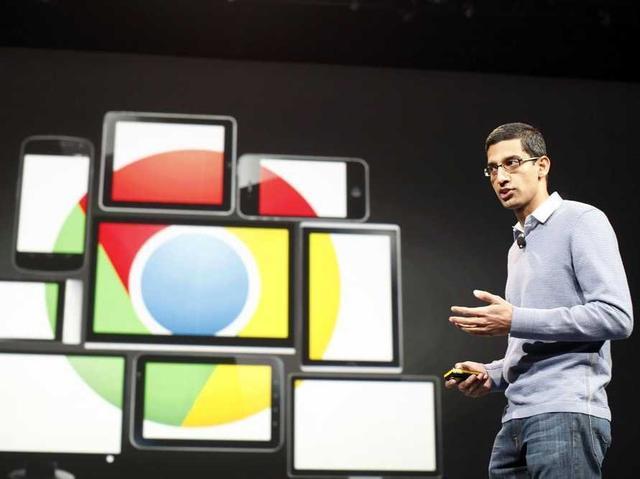 谷歌高管谈为何要拥有Android和Chrome两套系统