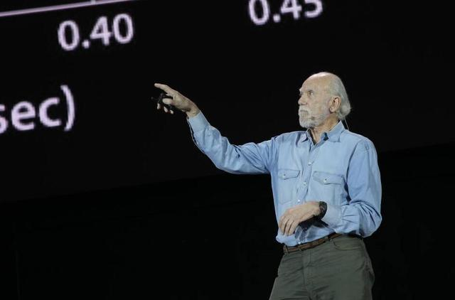 引力波领域权威专家Barry Barish:引力波已开启宇宙学的新时代