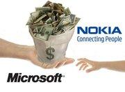 微软收购诺基亚手机业务部门