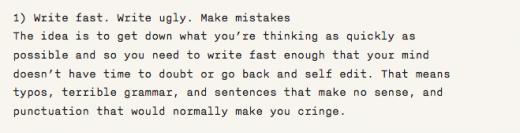 如何在2天内写出20篇博文?看完你就知道了