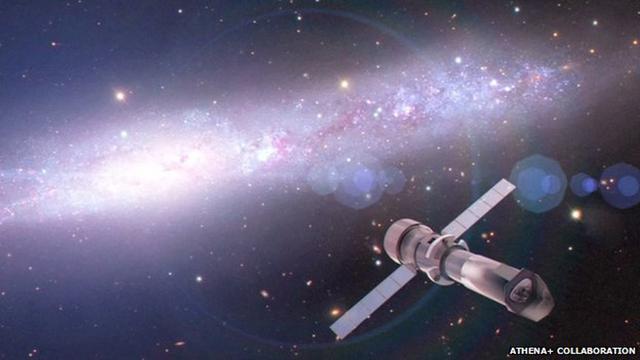 """欧洲耗资10亿欧元建造""""雅典娜""""望远镜"""