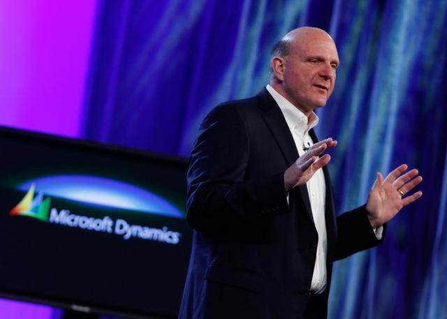 第56届戛纳年度媒体人物:前微软CEO鲍尔默