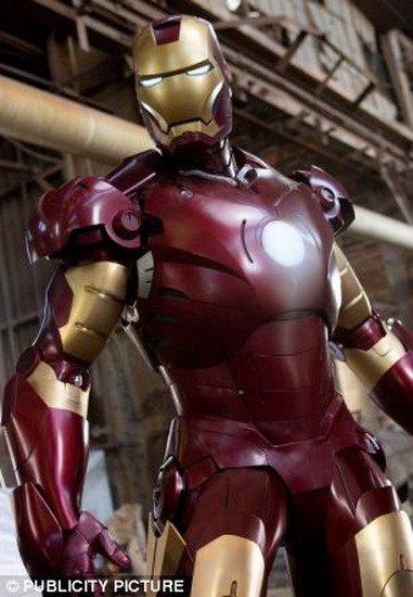 钢铁侠或将成为现实 科学家研制防弹液体盔甲-内容详情-玩意儿