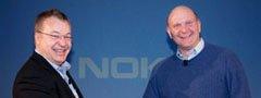 微软诺基亚战略合作
