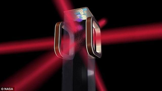 NASA拟发送神秘小盒子人造宇宙最寒冷温度