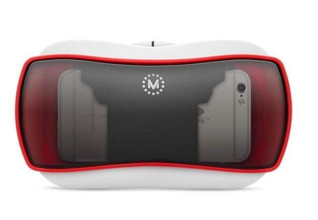 苹果上架第三方VR设备 内置iPhone才能用