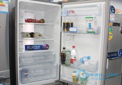 阿波罗太空舱系列 海信风冷三开门冰箱