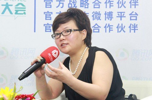 专访大街网CEO王秀娟截图