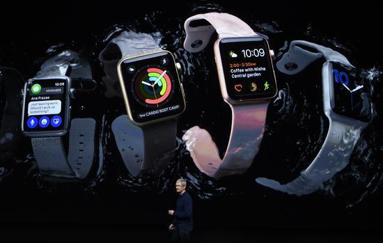 苹果新版智能手表与三星相比仍缺少重要功能