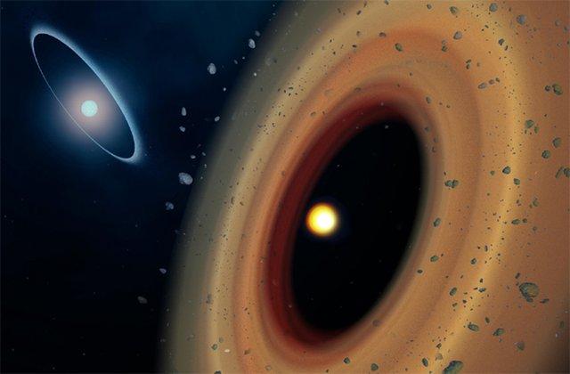 美国天文学家发现25光年外行星演化实验室