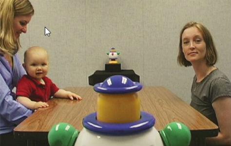 科学家教机器人像儿童那样学习