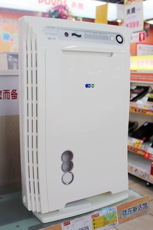 亚都新款空气净化器KJT2201A报价2579元