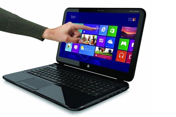 今年笔记本电脑出货量触摸屏预计将占11%