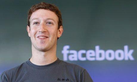 扎克伯格承认:Facebook将不再玩酷