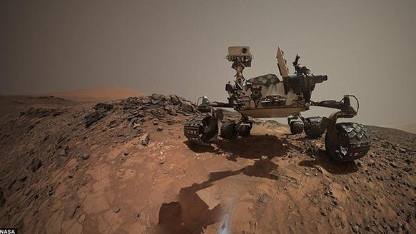 NASA为火星登陆项目挑选可能的着陆地点