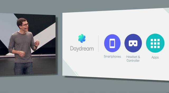 传谷歌本周将正式推Daydream虚拟现实设备 价格79美元