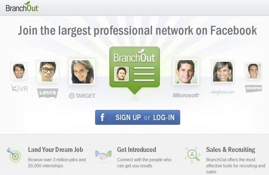 职业交际应用BranchOut增长秘诀:实现跨平台