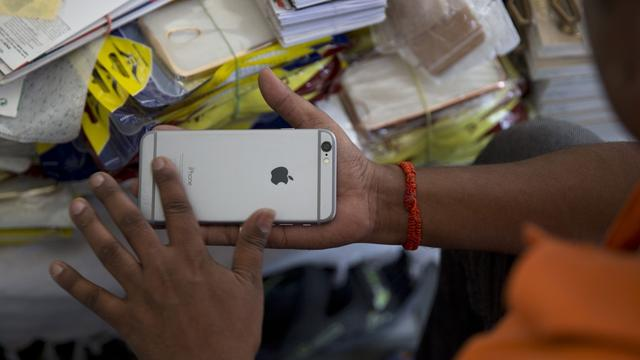 苹果将会见印度政府官员 讨论在印度生产iPhone