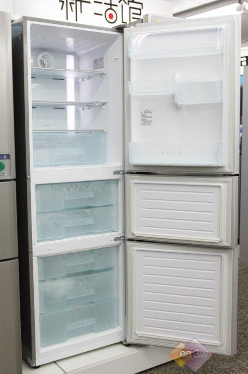 海尔无霜冰箱小降500元