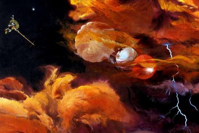 """""""地狱般""""的金星和火星现状将是地球的未来"""