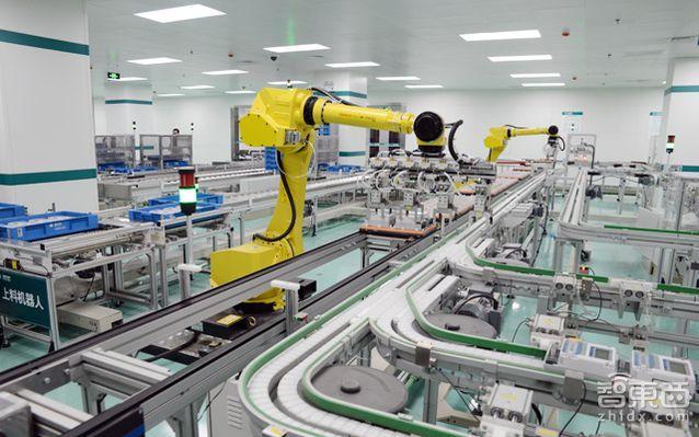 中国买走了全球一半的机器人