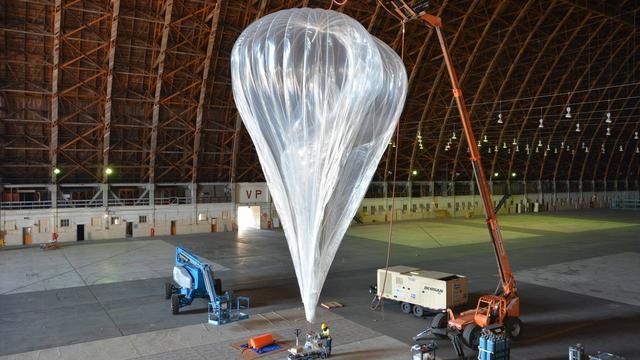 让更多人上网的谷歌气球是如何运作的?