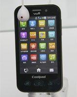 酷派W711手机