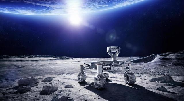 两辆德国月球车2017年底前登月 并造访阿波罗17号登陆点