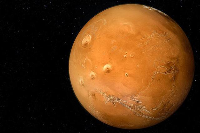 科学家发现一条飞往火星的最佳轨道