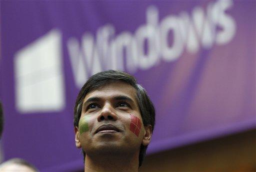 Surface和Win8表现欠佳 微软赶超苹果悬了?