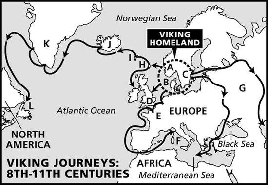 [考古发现]家鼠曾随古维京人征服北极 最终与其一同图片
