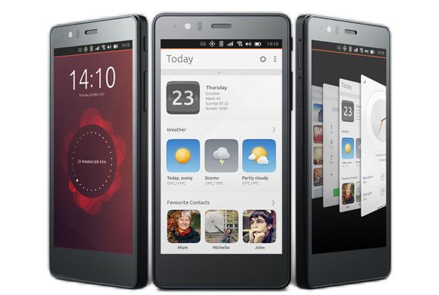 第二款Ubuntu手机本月中旬上市