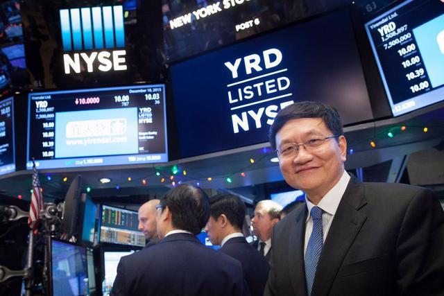宜信CEO唐宁身家2.3亿美元