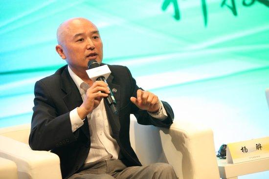 TD产业联盟秘书长杨骅:在TD产业链中寻找商机