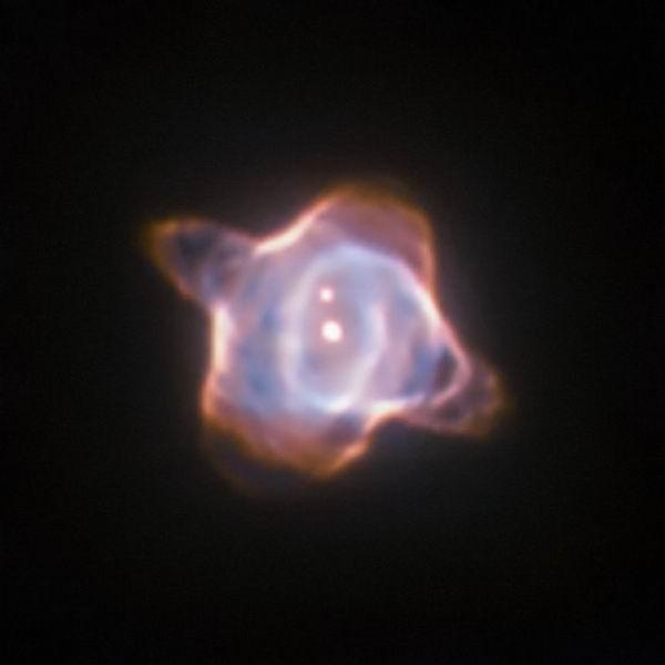 """最新观测神秘恒星温度骤降处于""""重生状态"""""""