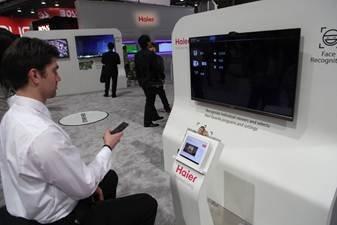 海尔智能家电亮相CES 引领智能消费新趋势