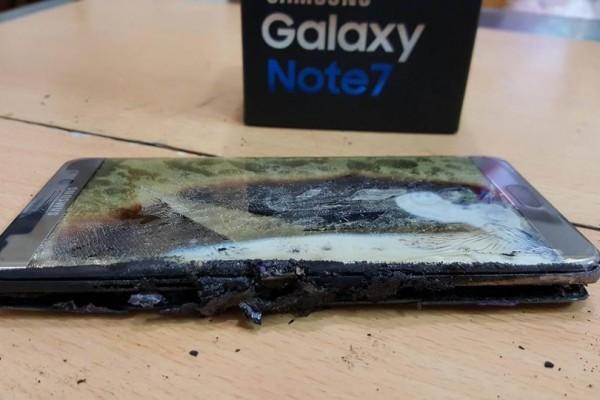 外媒提前公布三星Note 7爆炸原因:电池尺寸不合规